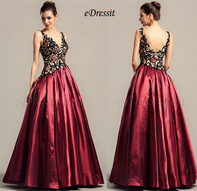 Classic and Vintage Prom Dresses - Beauty Everywhere